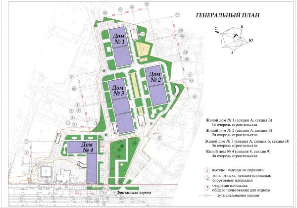 Жилой комплекс ЖК Акрополь, фото номер 7